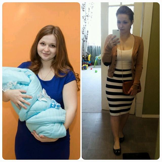 фото похудевших за 5 месяцев