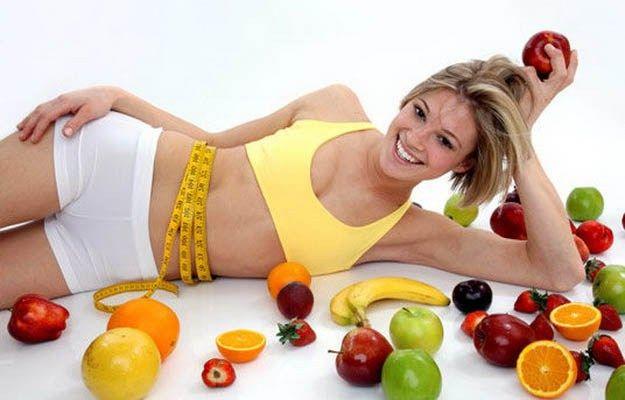 убрать живот за неделю питание