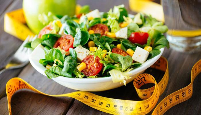 Овощная диета: правильно питаемся