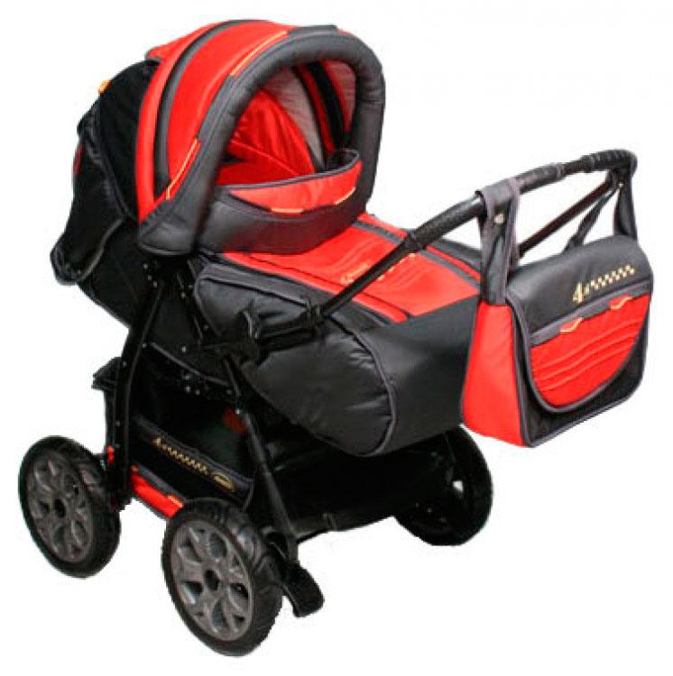 Детские коляски-трансформеры хороши как для прогулок с малышом, так и для укачивания