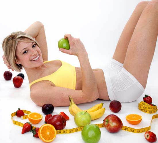 как наладить питание чтобы похудеть