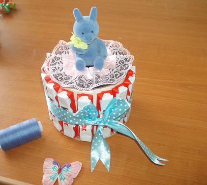 Как сделать торт из киндеров